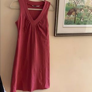 Athleta rust sport dress